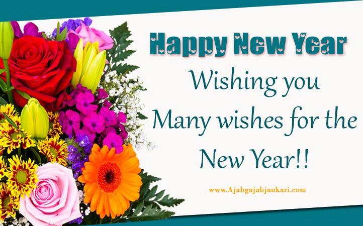 Happy New Year Message 61