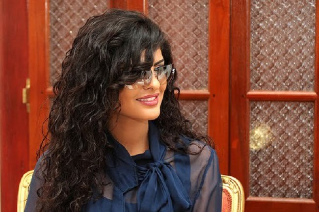 Ameerah Al-Taweel – Saudi Arabia