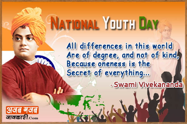 National Youth Day wishes
