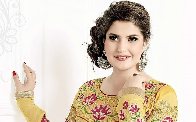 Zarine Khan – India