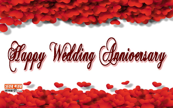 Happy Marriage Anniversary Wishes in hindi : Quotes ...