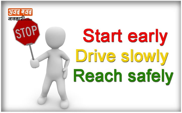 road safety slogans in english