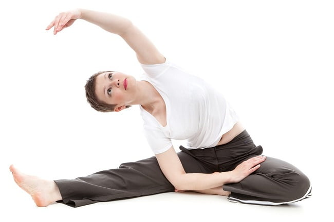 streching exercise