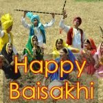 Baisakhi wishes in hindi - Baisakhi Wishes 2019 Images – Happy Vaisakhi Quotes SMS Messages Greeting Wallpapers in Punjabi Hindi English , Best Vaisakhi SMS Messages, WhatsApp & Facebook Quotes