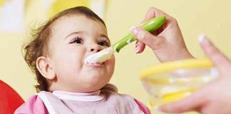 healthy baby food in Hindi