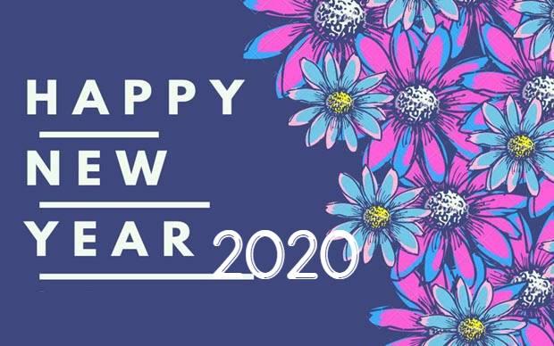 happy new year 2020 Shayari images