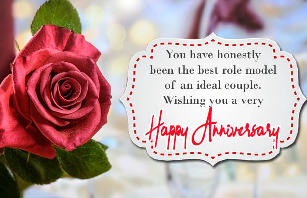 marriage anniversary quotes in English