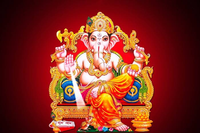 Ganesh Chaturthi Pooja Vidhi in Hindi