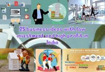 25 business ideas with low investment and high profit in India
