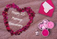 25 Marriage Anniversary Shayari in Hindi