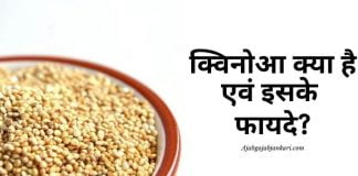 Quinoa in Hindi