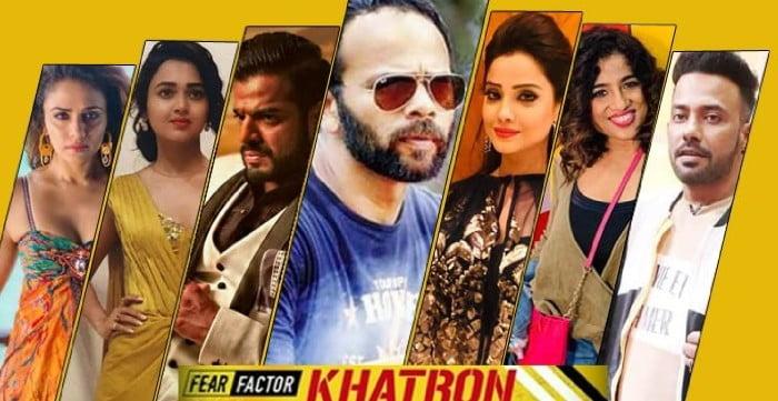 Khatron Ke Khiladi Season 10 Contestants