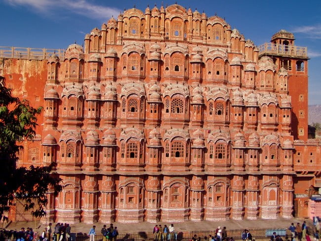 Historical Places Hawa Mahal History in Hindi