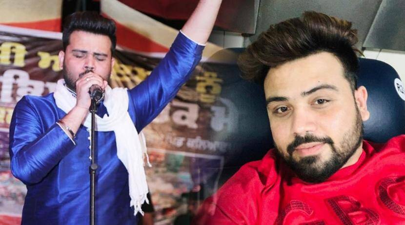 Punjabi Singer Diljaan Died In Accident At Amritsar Of Punjab